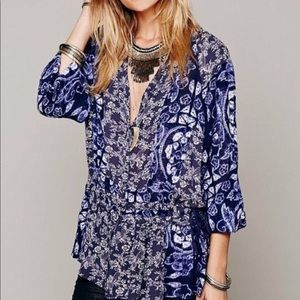 Free People Ratio Tunic
